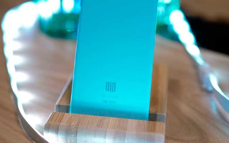 Xiaomi Qin 2 из коробки