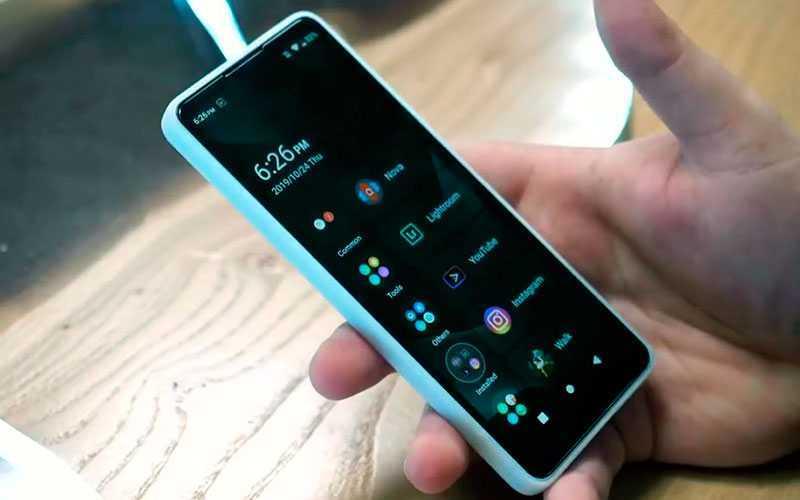 Xiaomi Qin 2 экран