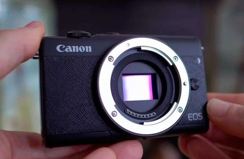 Canon EOS M200 отзывы