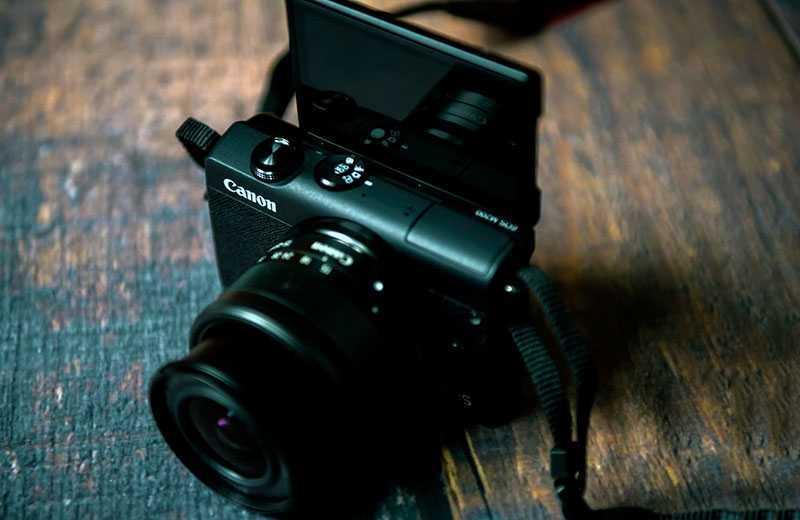 Canon EOS M200 удобство