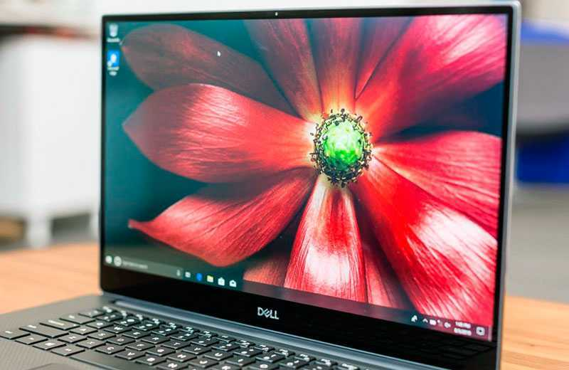 Dell XPS 15 (7590) экран
