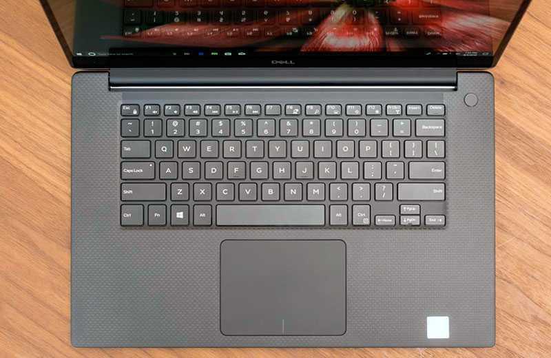 Dell XPS 15 (7590) устройства ввода