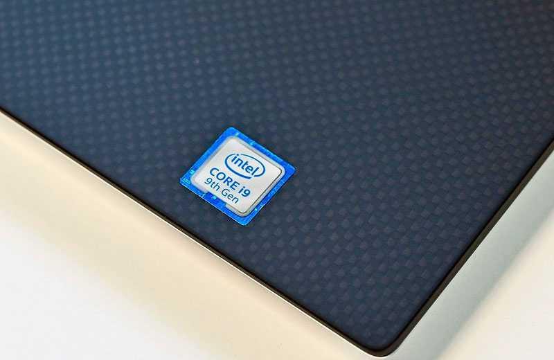 Dell XPS 15 (7590) производителность