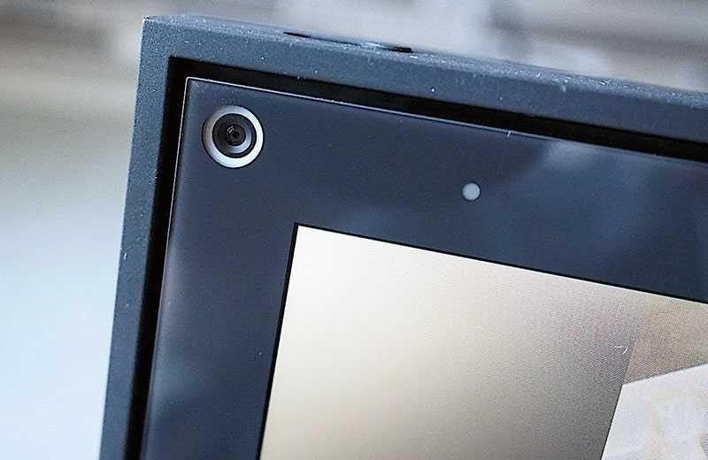 Facebook Portal камера
