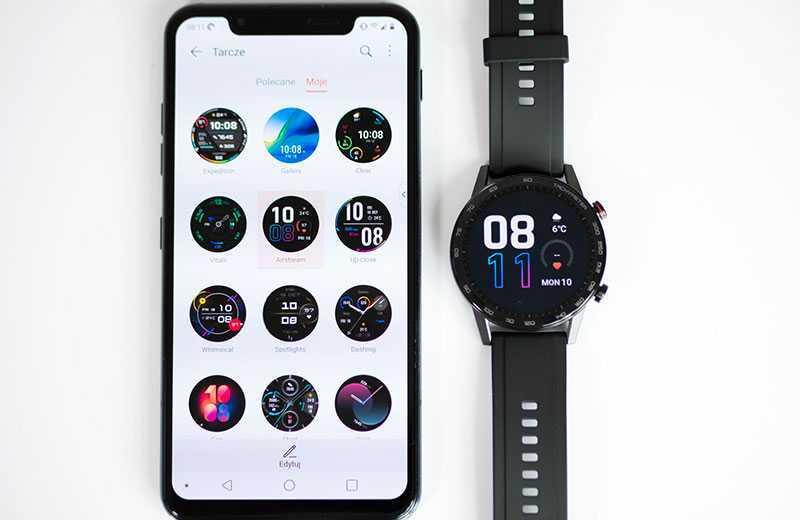 Honor Magic Watch 2 заставки экрана