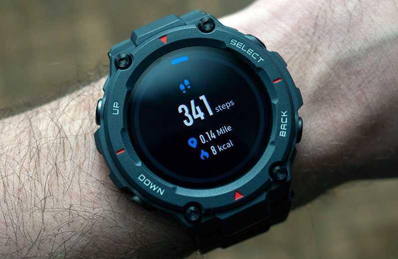 Huami Amazfit T-Rex спортивные часы