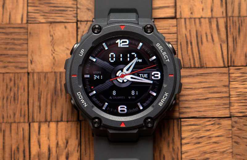Часы Huami Amazfit T-Rex