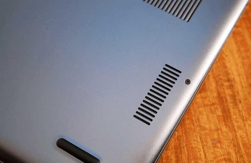 Huawei Matebook D 15 (2020) звук