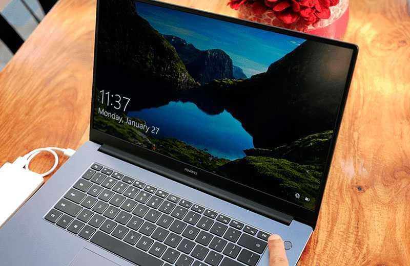 Дисплей Huawei Matebook D 15 (2020)