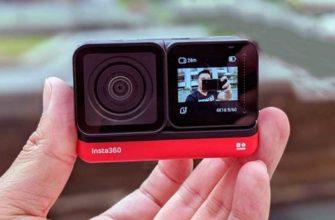Обзор Insta360 One R: модульной и 360˚ камеры — Отзывы TehnObzor