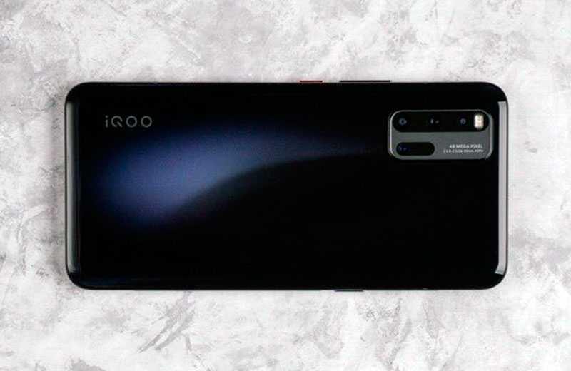 iQOO 3 5G камера