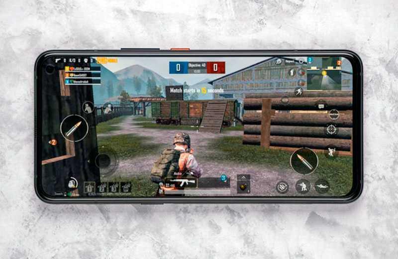 iQOO 3 5G в играх