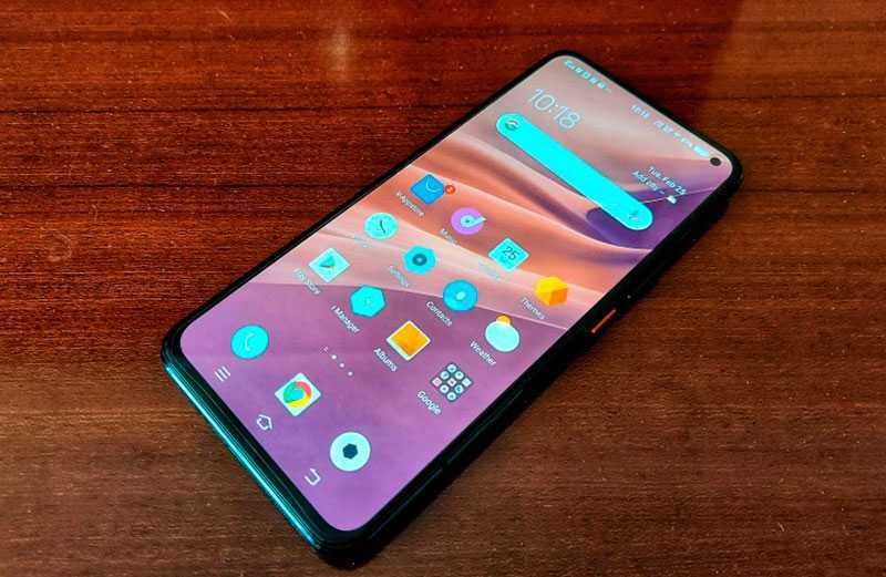 Смартфон iQOO 3 5G