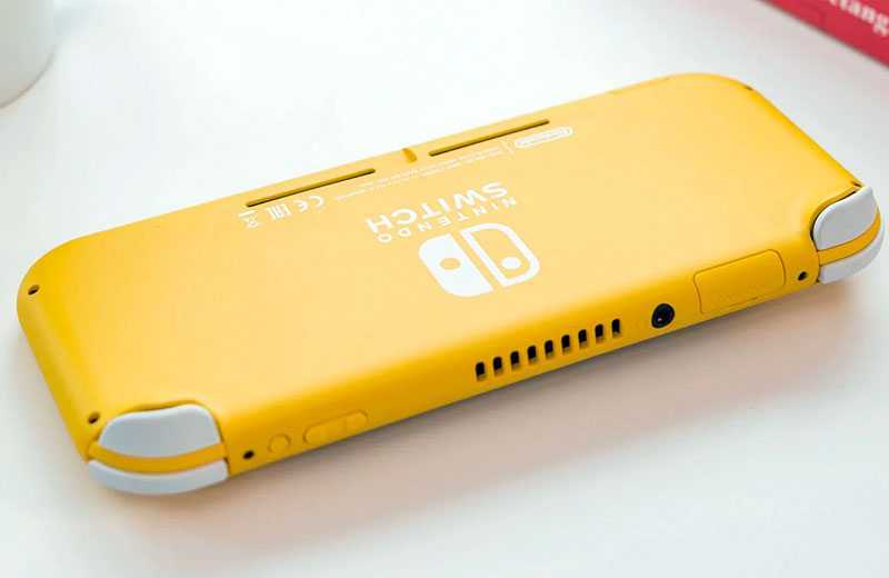 Nintendo Switch Lite обзор