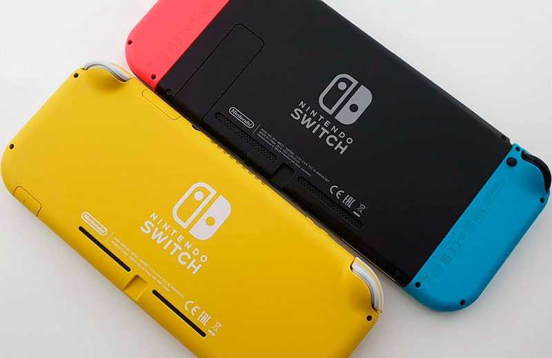 Nintendo Switch Lite автономность