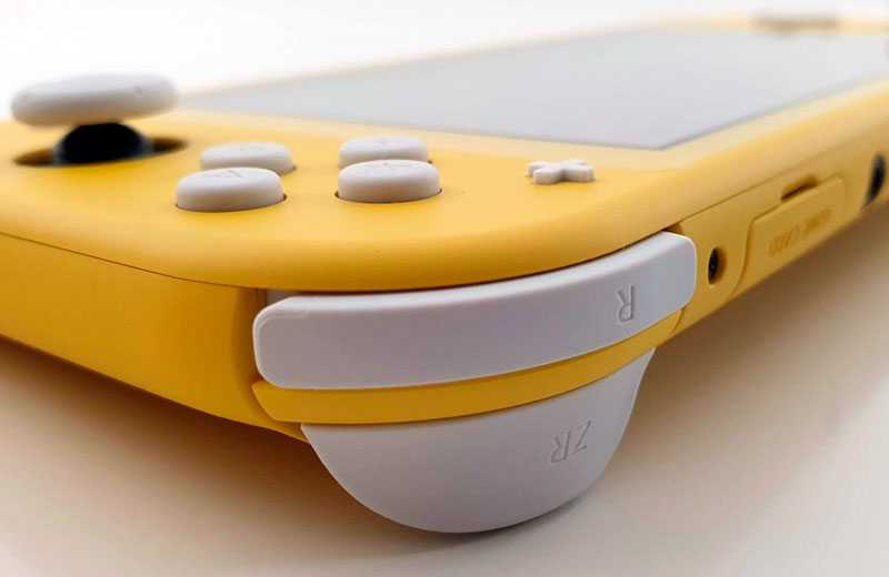 Nintendo Switch Lite отзывы