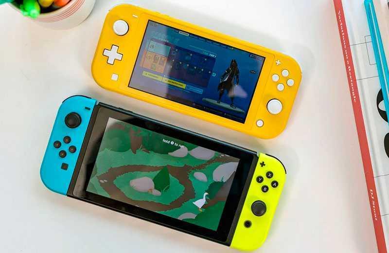 Nintendo Switch Lite производительность
