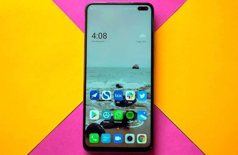Телефон Poco X2
