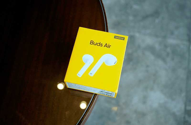 Realme Buds Air отзывы