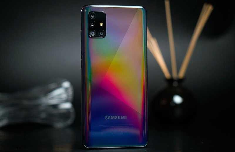 Samsung Galaxy A51 отзывы