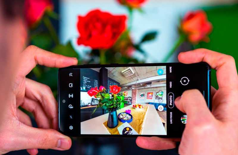 Samsung Galaxy Note 10 Lite качество видео
