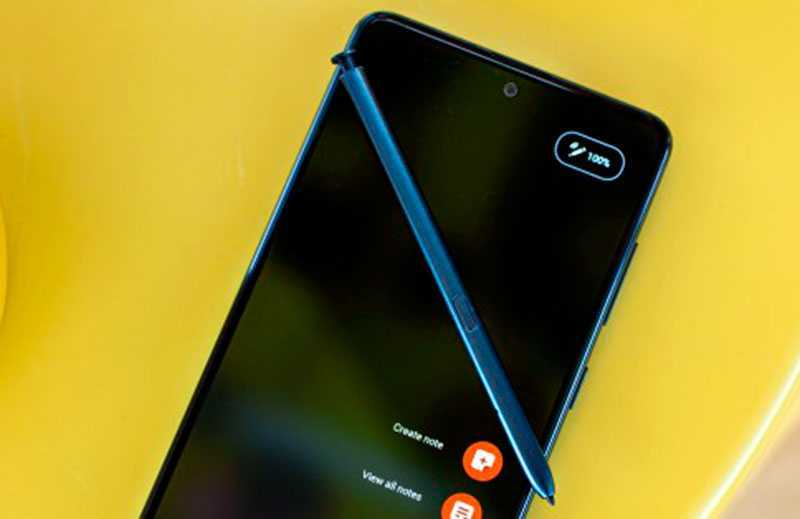 Обзор Samsung Galaxy Note 10 Lite — Отзывы TehnObzor