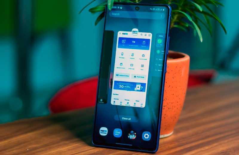 Samsung Galaxy S10 Lite производительность