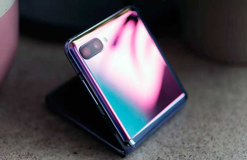 Особенности Samsung Galaxy Z Flip