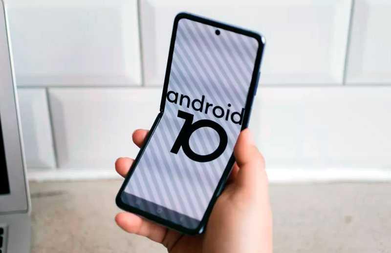 Samsung Galaxy Z Flip ОС