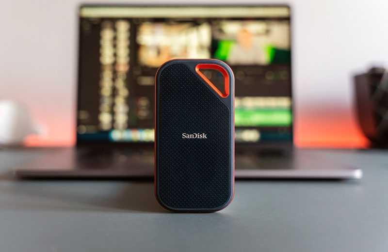 Обзор SanDisk Extreme Pro SSD