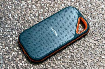 Обзор SanDisk Extreme Pro SSD: карманного накопителя — Отзывы TehnObzor