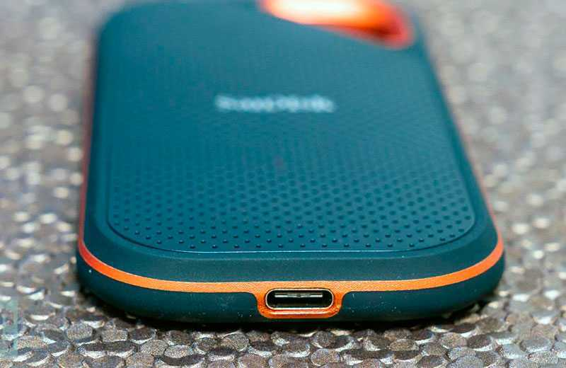Накопитель SanDisk Extreme Pro SSD