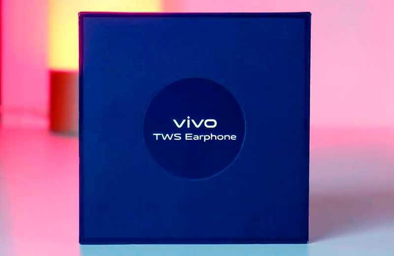 Характеристики Vivo TWS