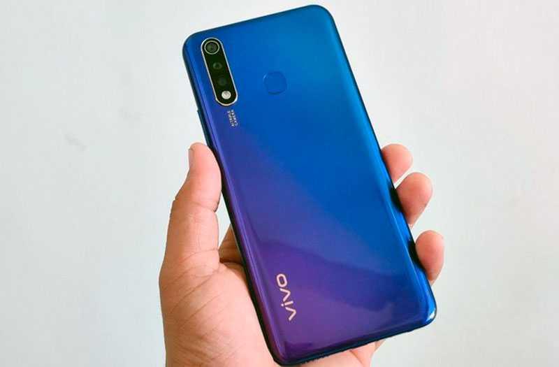 Обзор смартфона Vivo U20