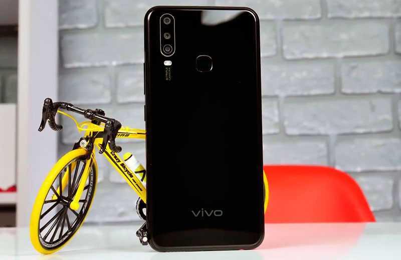 Обзор смартфона Vivo U3X