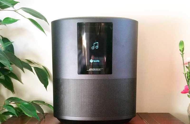 Обзор Bose Home Speaker 500