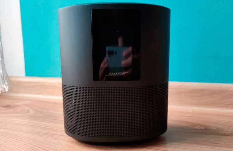 Bose Home Speaker 500 на практике