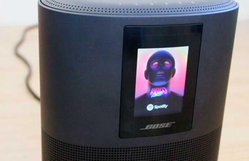 Bose Home Speaker 500 качество звука