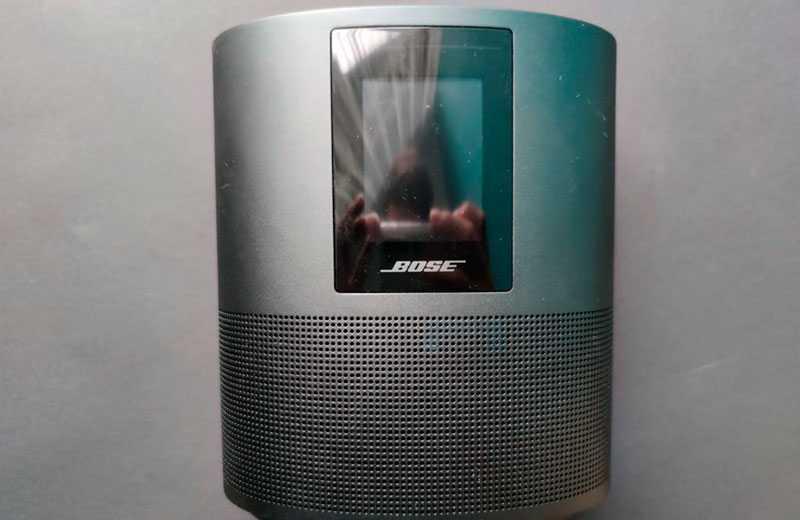 Тест Bose Home Speaker 500