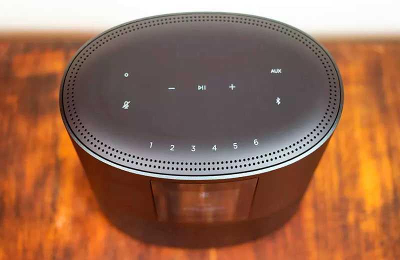 Характеристики Bose Home Speaker 500