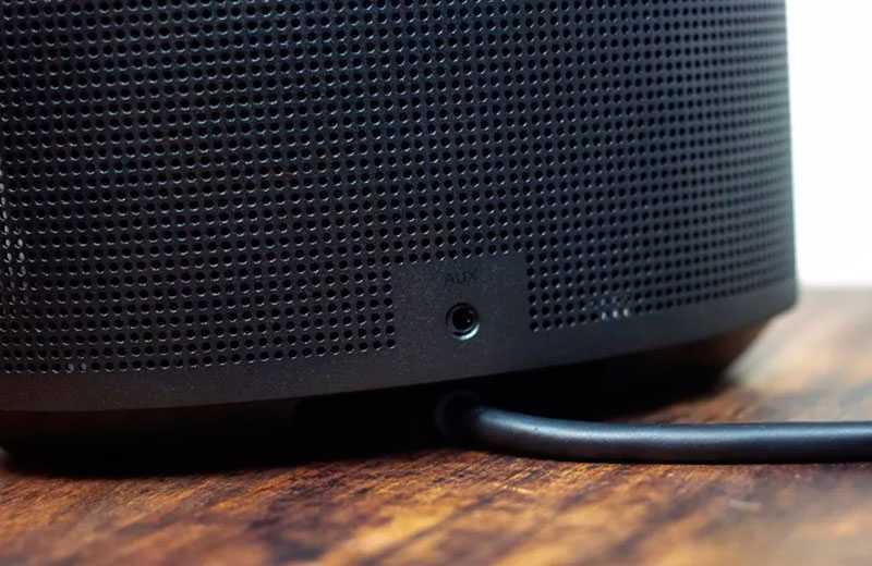 Bose Home Speaker 500 подключения