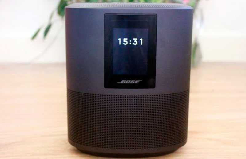 Bose Home Speaker 500 дизайн
