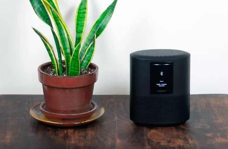 Обзор Bose Home Speaker 500 умной колонки — Отзывы TehnObzor