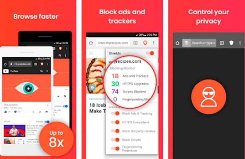 Brave Browser: быстрый и безопасный браузер