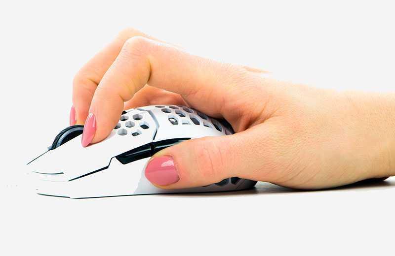 Claw Grip — для максимальной точности