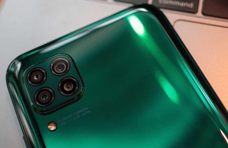 Камеры Huawei Nova 7i