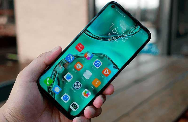 Huawei Nova 7i отзывы