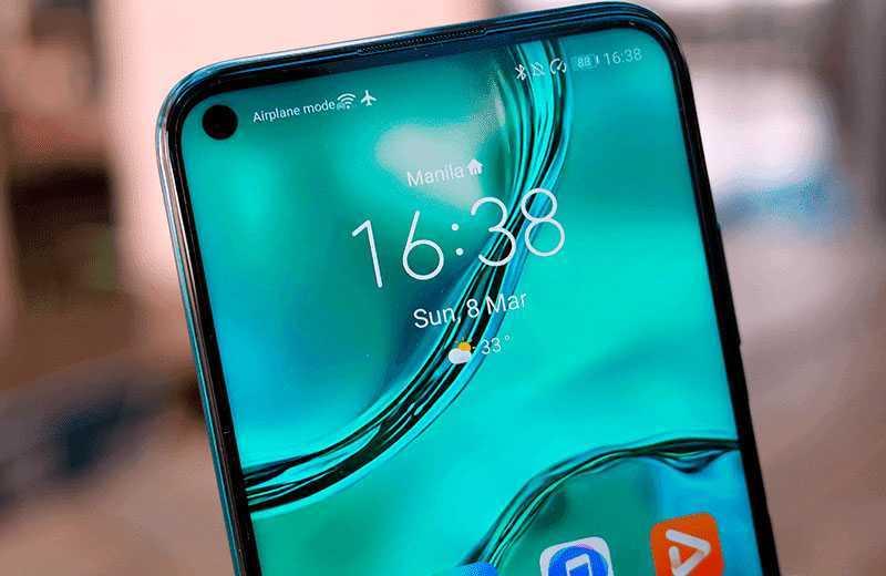 Huawei Nova 7i мультимедиа