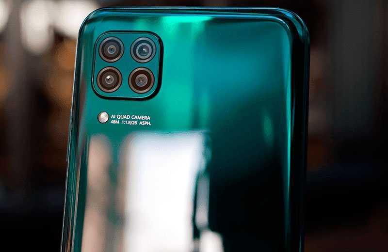 Huawei Nova 7i съёмка