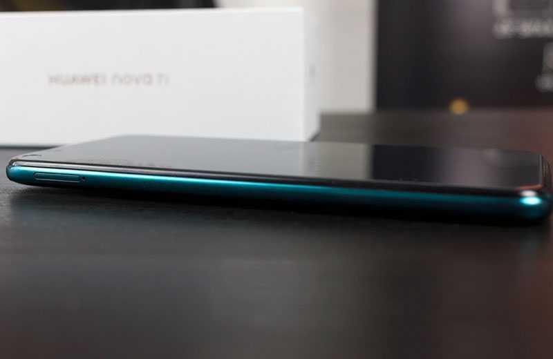 Huawei Nova 7i дизайн